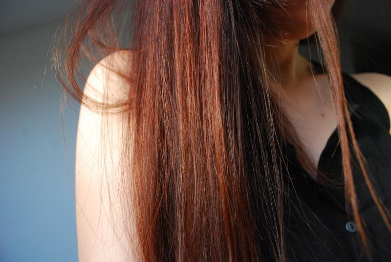 colaration cheveux au henné maison