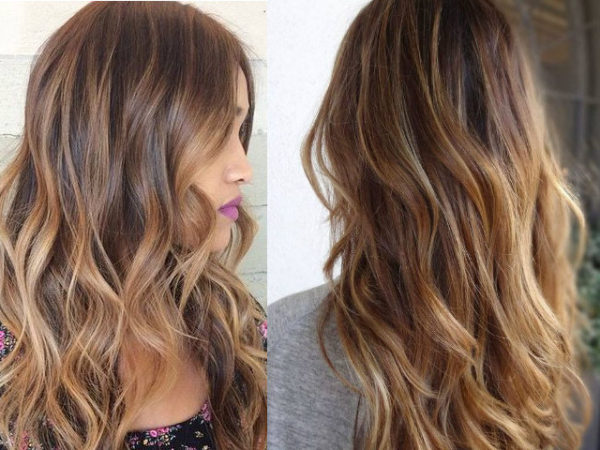 difference meches et balayage