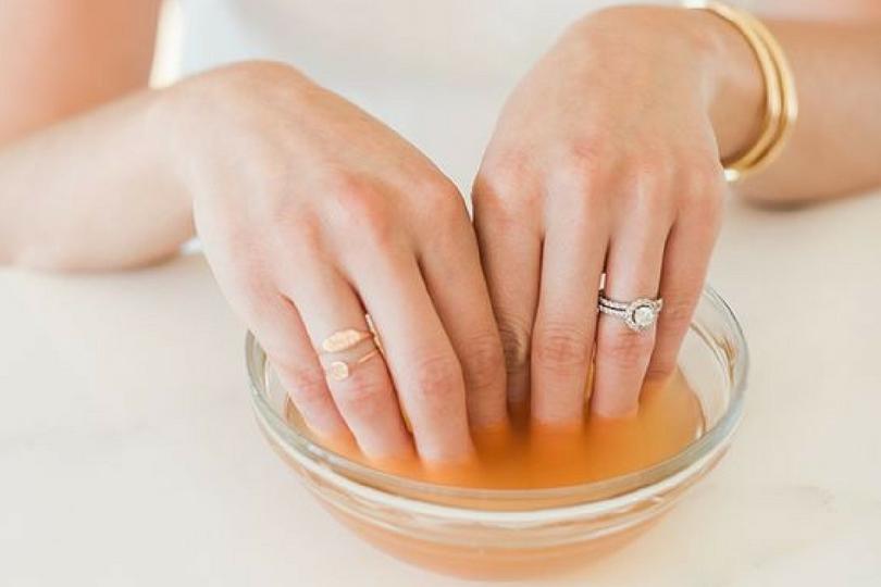 citron pour blanchir vos ongles