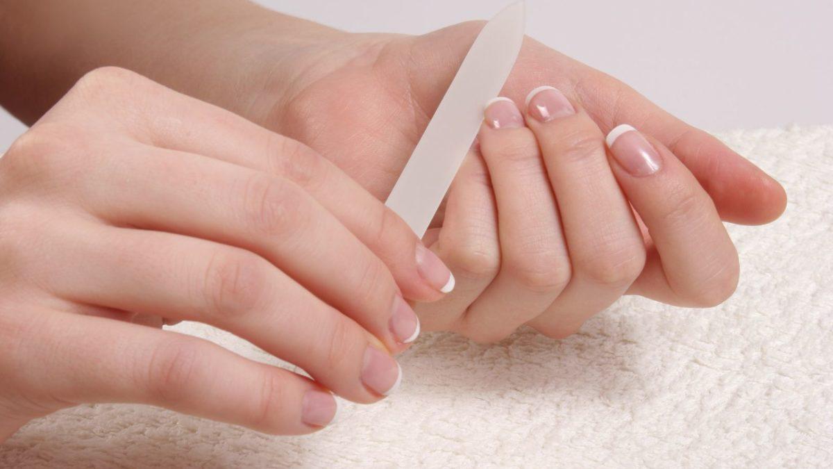 Comment se limer les ongles ?