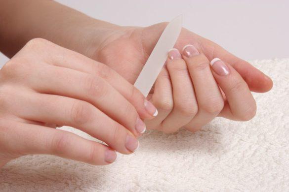 Comment se limer les ongles