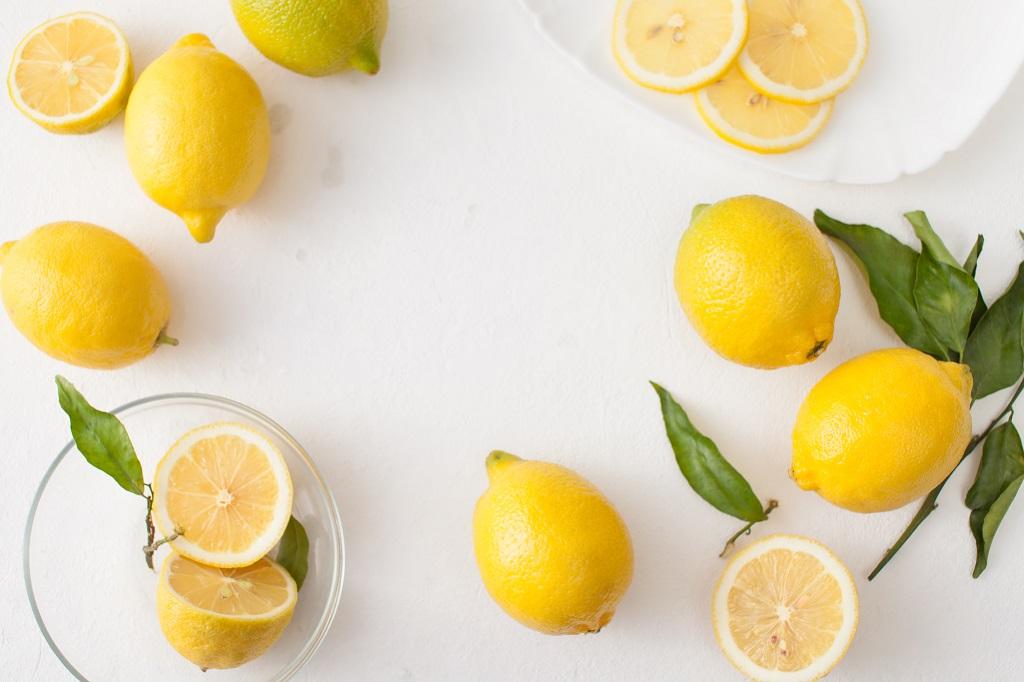 citron contre les cicatrices d'acné