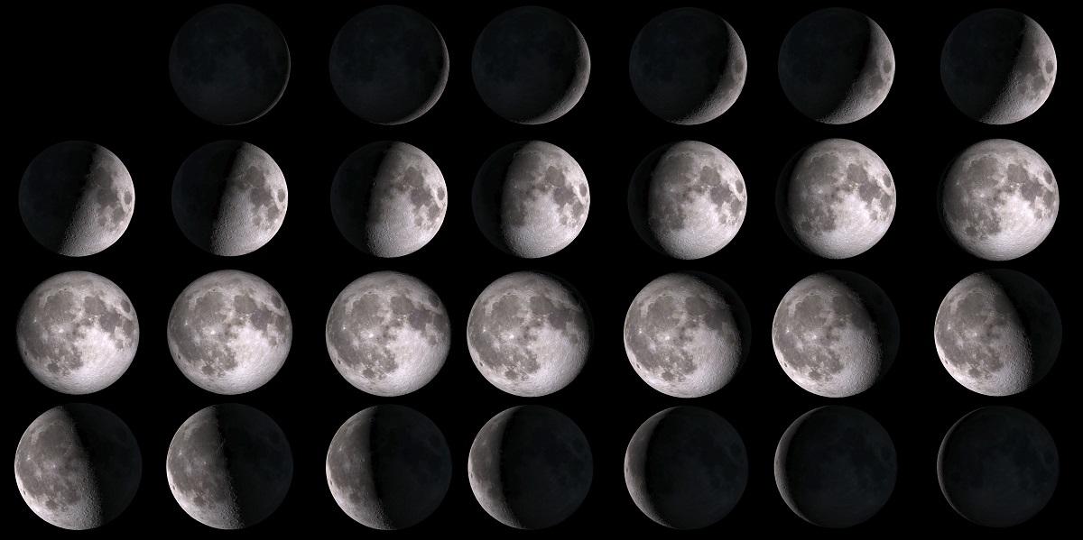 phase de la lune