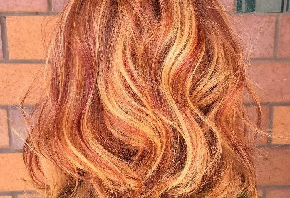 Blond cuivré : pour qui et comment réaliser cette coloration