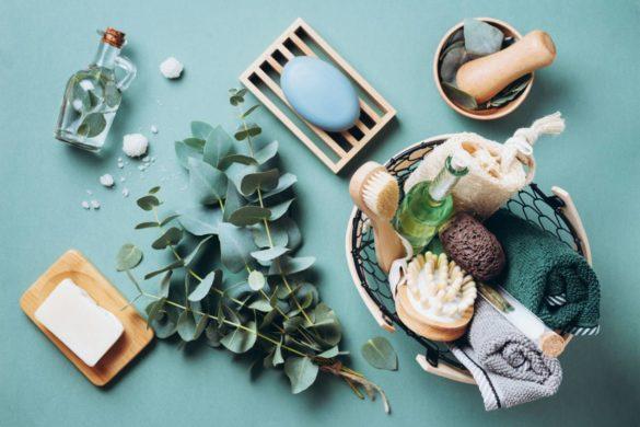 10 accessoires écologiques pour la salle de bain