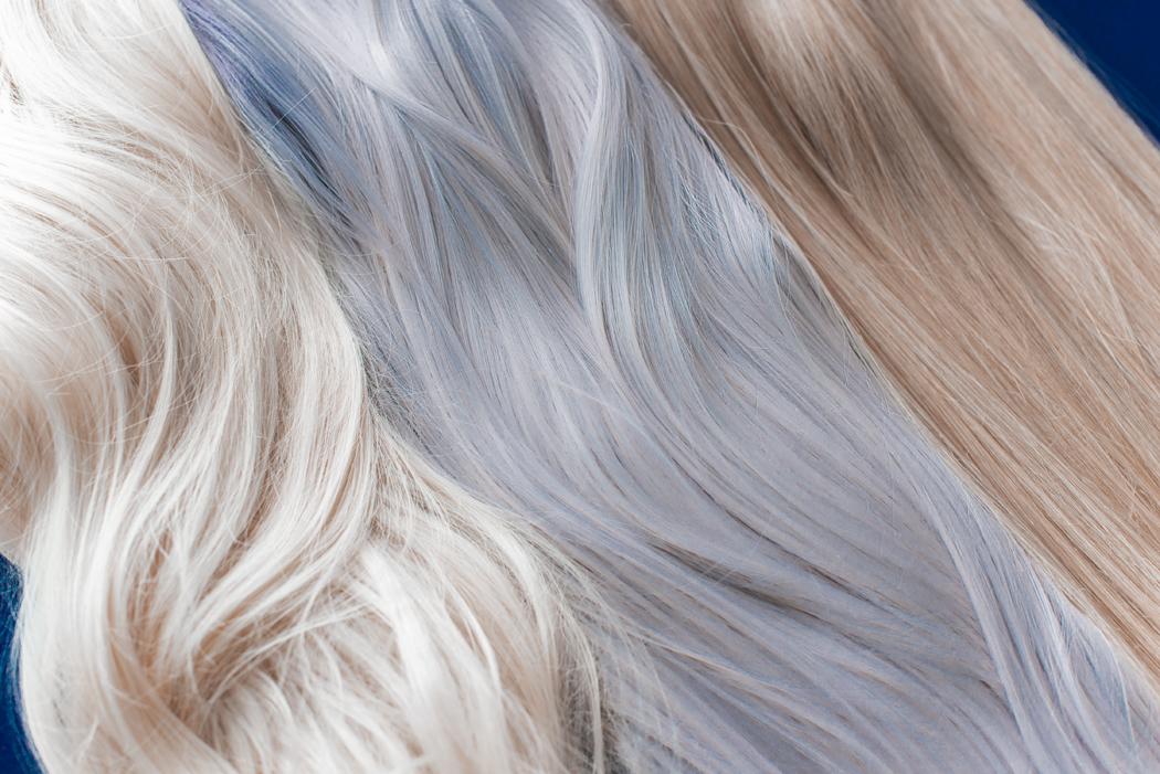 Patine cheveux