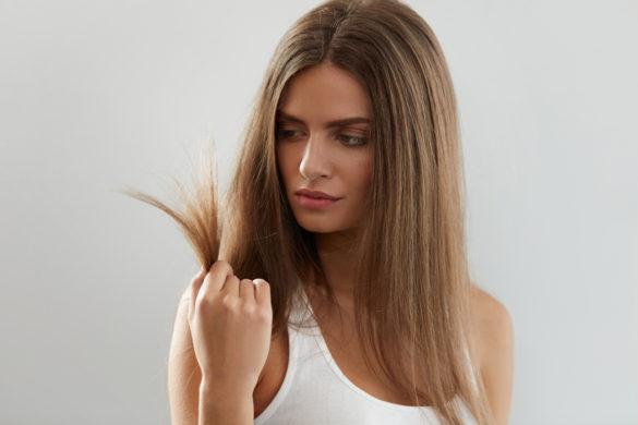 éviter des fourches dans les cheveux