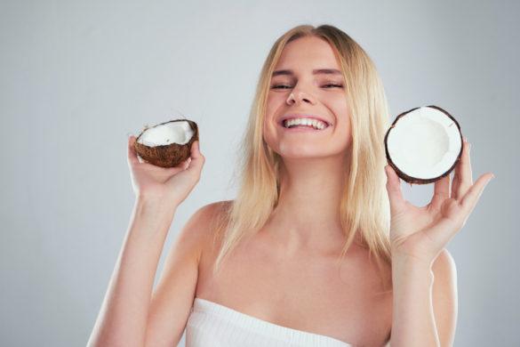Lait de coco bienfaits pour les cheveux et comment bien l'utiliser