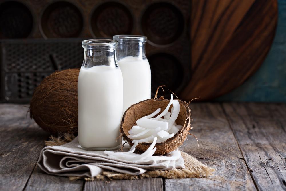 bienfaits lait coco cheveux