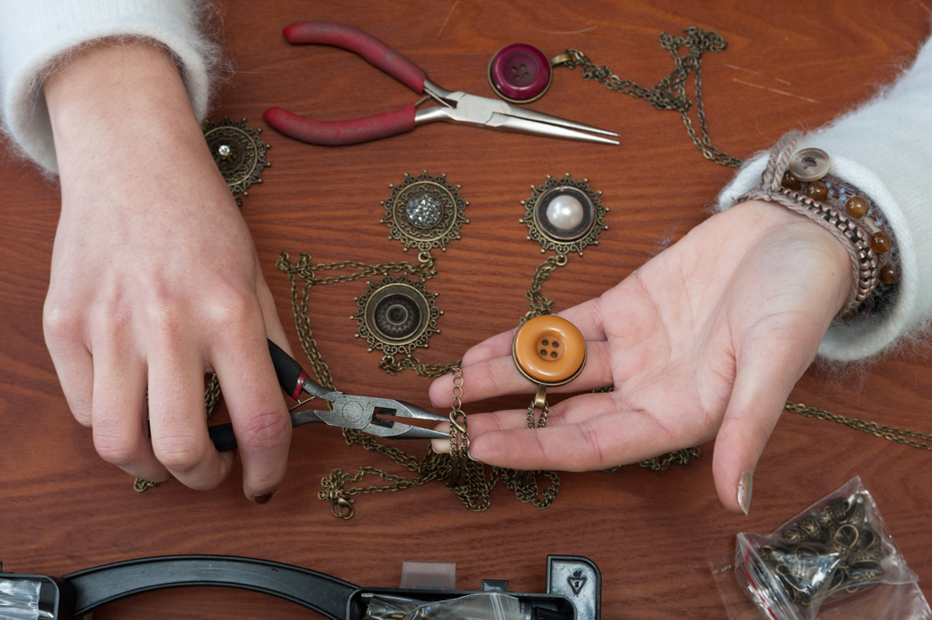 fabrication bijoux createur