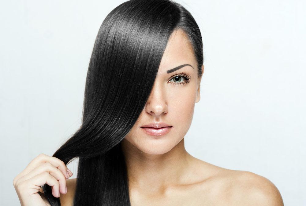 Quelle coloration possible quand on a les cheveux noirs?