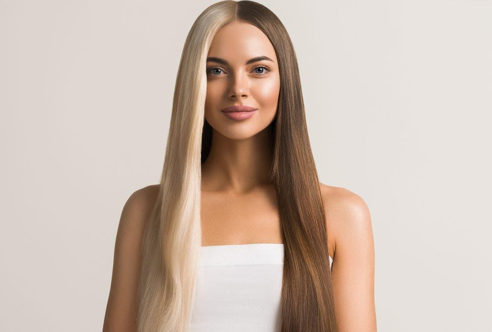 Split hair : tout savoir sur cette tendance de coloration bicolore