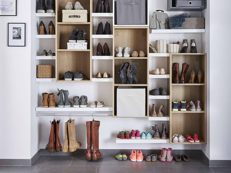 Organisez votre dressing accessoires