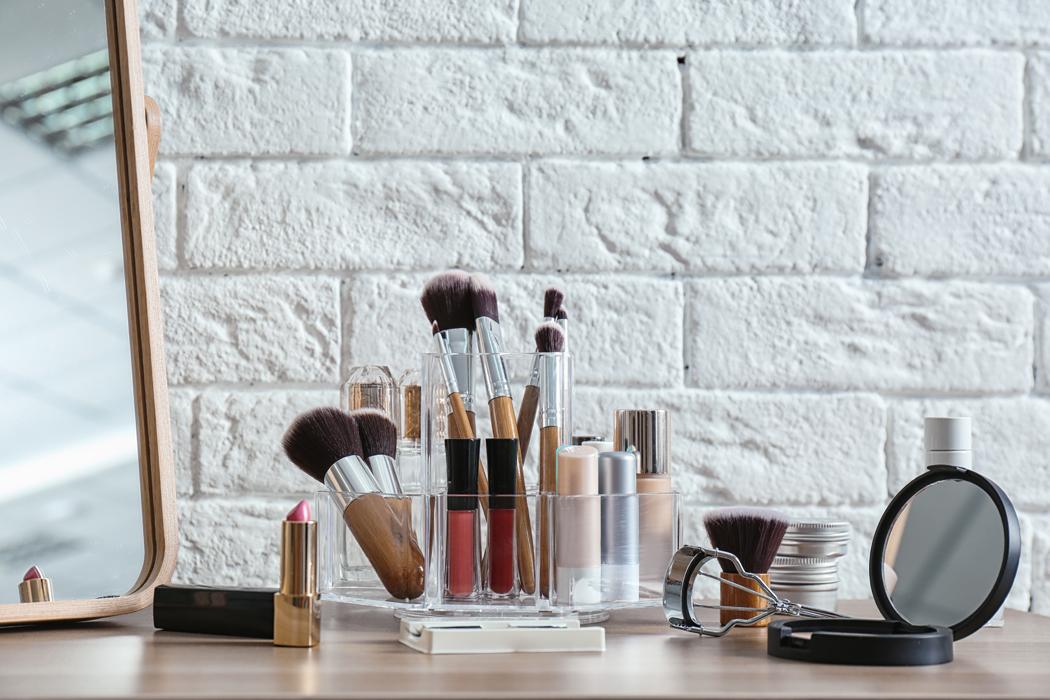 organiser et ranger son maquillage