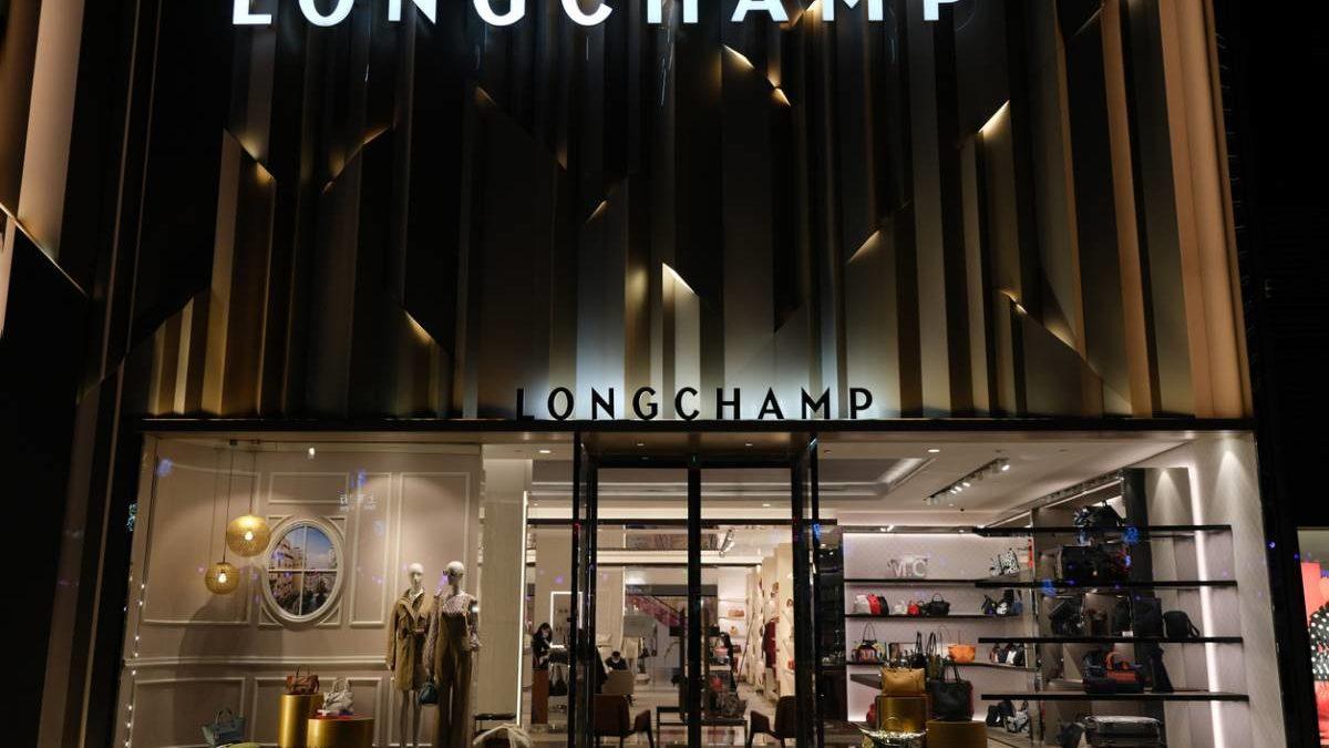 Longchamp, l'intemporelle maroquinerie