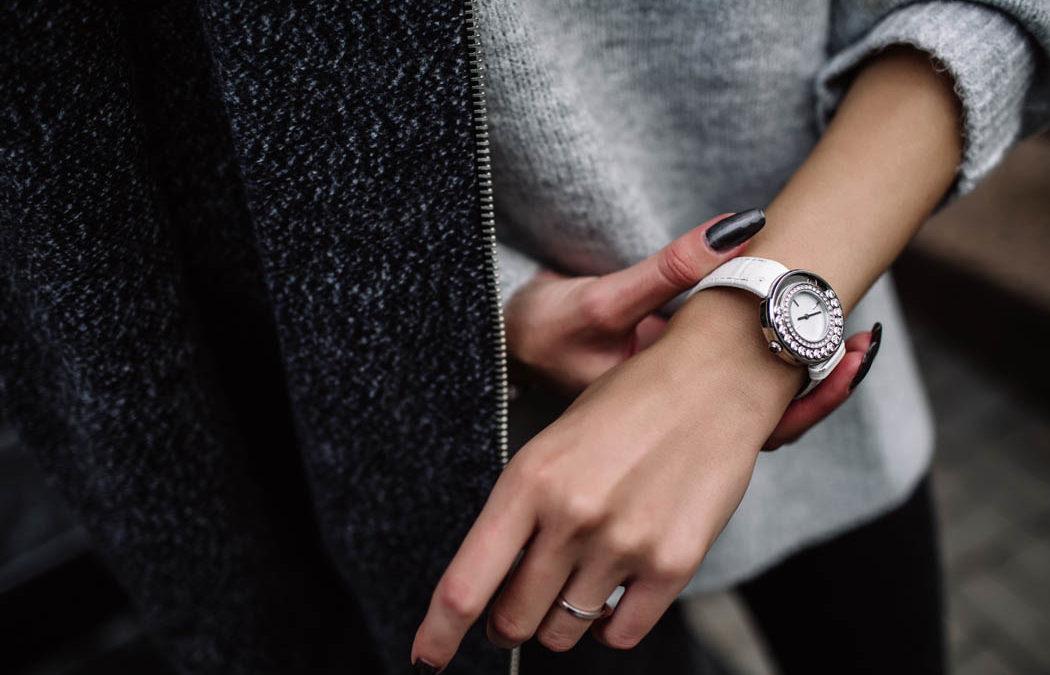 Comment porter sa montre-bijou ?