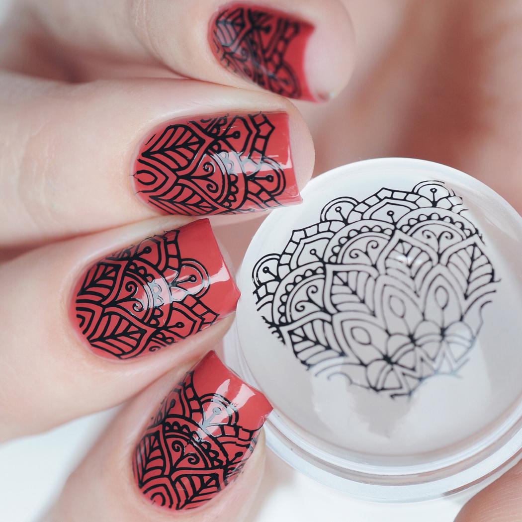 nail stamping
