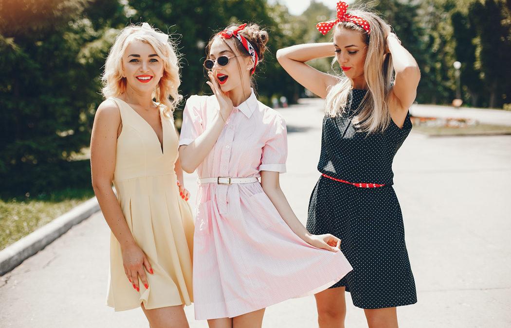 Quelle robe vintage choisir pour 2021