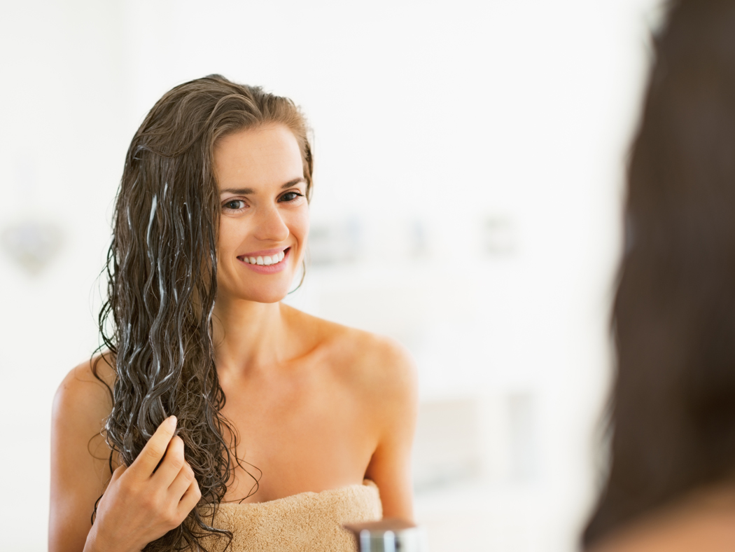 cheveux secs traitement