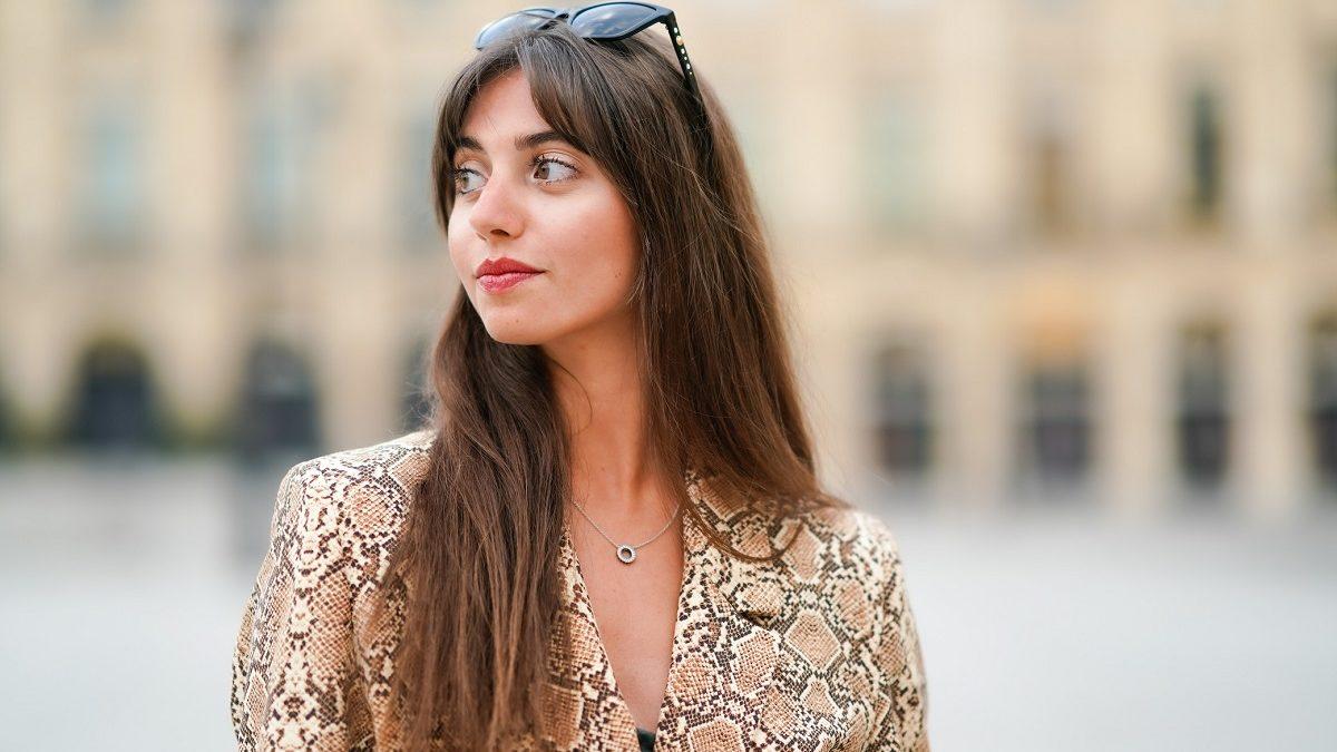 Frange rideau : pour quel visage ?