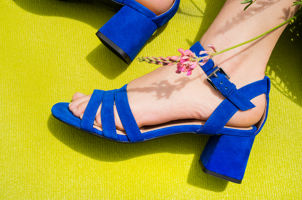 comment porter les sandales cet été