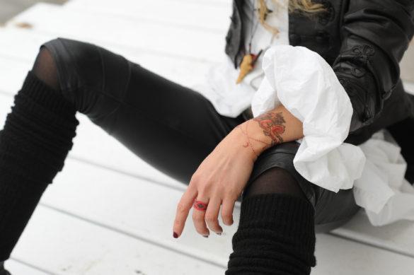 7 idées de tatouages poignets trop stylés
