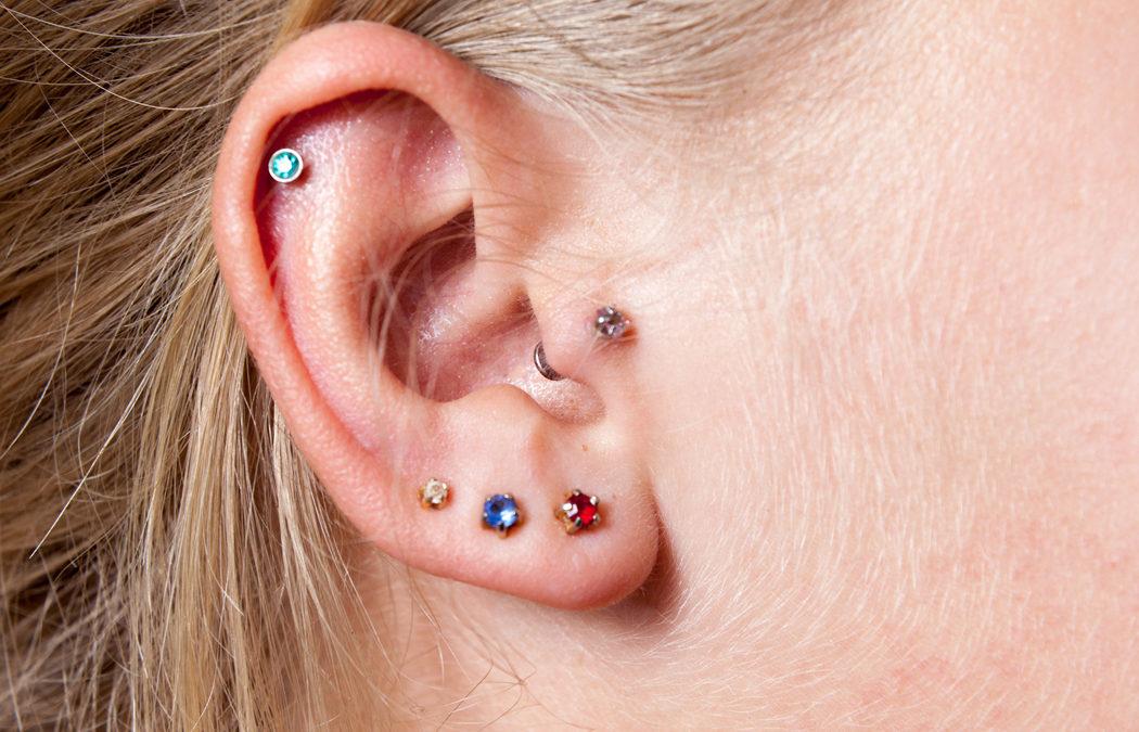 Piercing oreille : 4 conseils avant d'en faire un